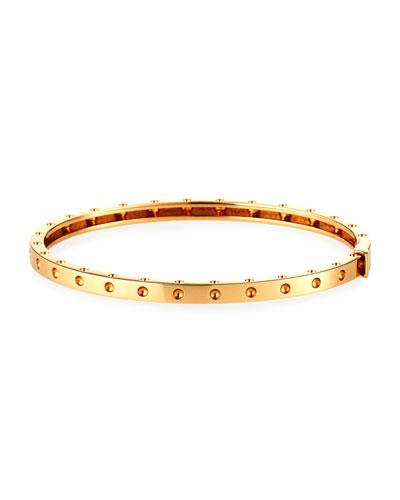 Symphony Collection 18K Pois Mois Bangle Bracelet