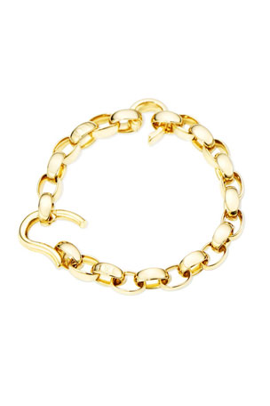 Tamara Comolli DROP 18k Yellow Gold Bracelet