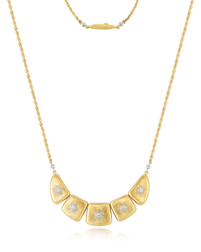 Classica 18K Necklace with Diamonds