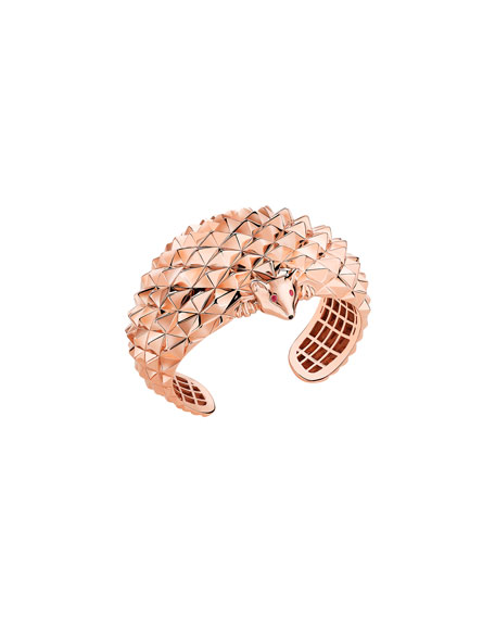 Boucheron 18k Hans, The Hedgehog Bracelet