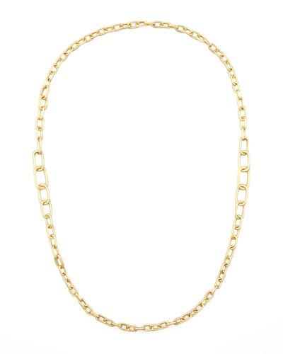 Murano 18k Convertible Single-Strand Necklace, 36