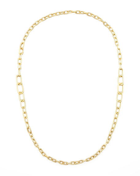 "Murano 18k Convertible Single-Strand Necklace, 36""L"