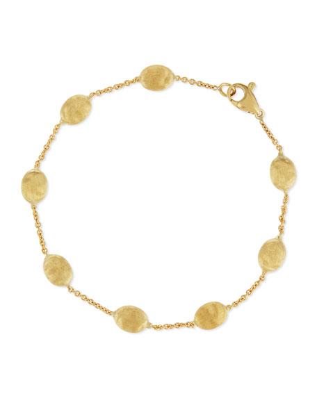 Siviglia 18K Medium Bead Bracelet