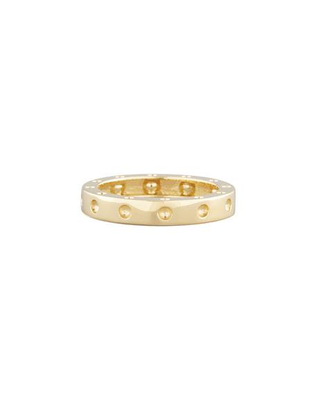 Pois Moi Ring, Yellow Gold, Size 6.5