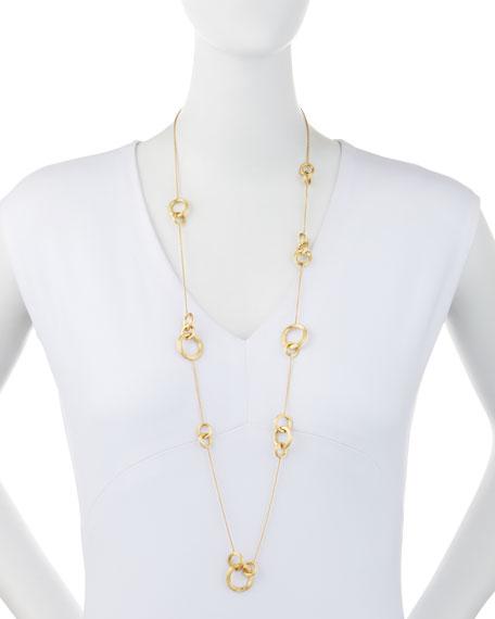 Jaipur Gold Link-Station Necklace