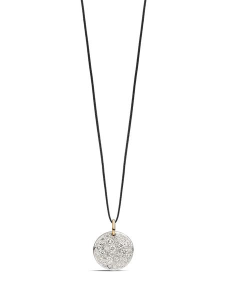 Pomellato Sabbia 18k Rose Gold Diamond Pendant Charm