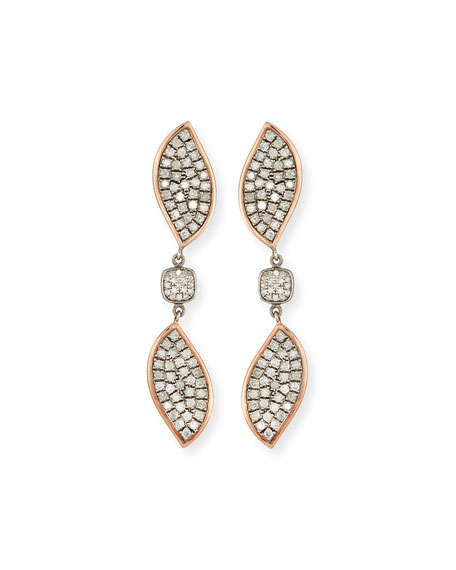 Meredith Marks Kendra Diamond Drop Earrings