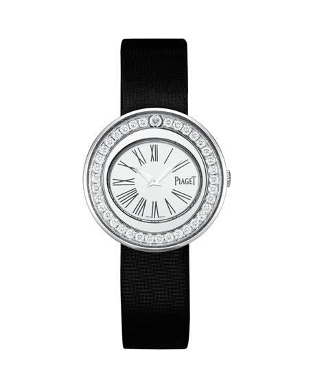 Possession 18K White Gold 29mm Watch with Diamonds