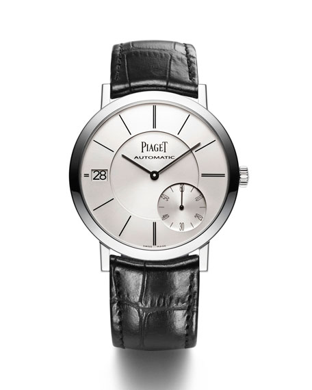 PIAGET 18K White Gold Altiplano Watch