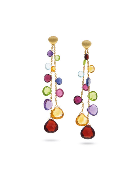 Paradise Bold Drop Earrings