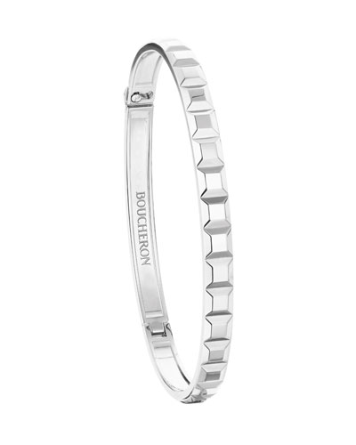 Quatre Clou de Paris Bracelet in 18K White Gold
