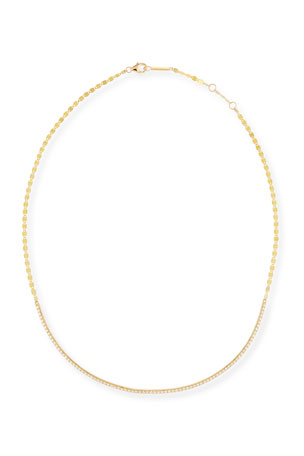 Lana Flawless 14k Yellow Gold & Diamond Necklace