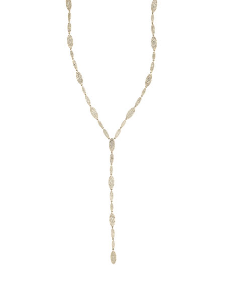 Legacy Y-Drop Necklace with Diamonds