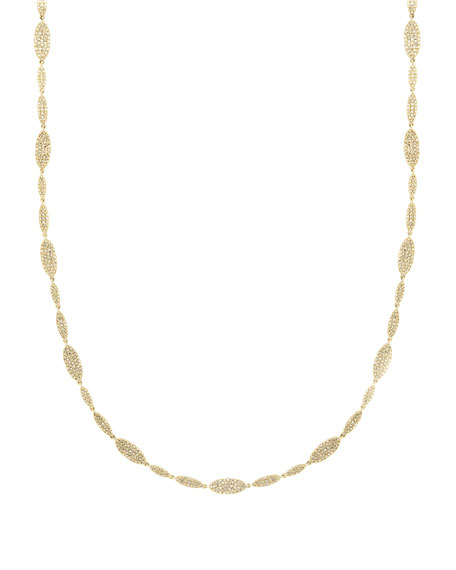 Legacy Single-Strand Necklace with Diamonds