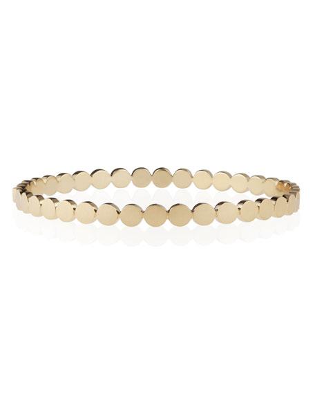 Disco Dots 18K Yellow Gold Bracelet