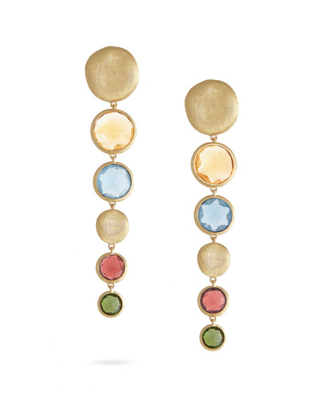 Marco Bicego Jaipur Graduated Drop Earrings