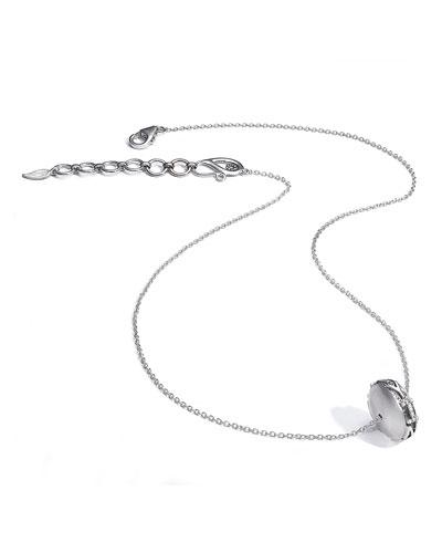 Sagrada Familia Infinity Bead Necklace