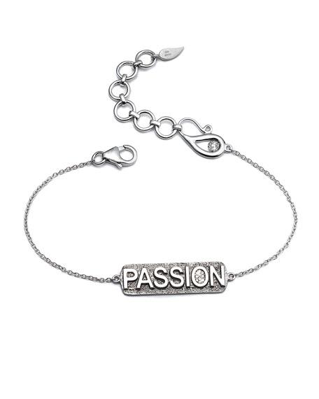 Coomi Sagrada Familia Passion ID Bracelet with Diamond JKMX4JC4e4