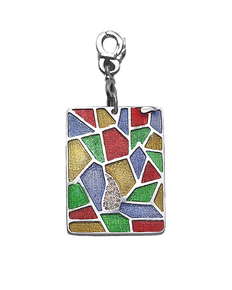 Sagrada Familia We Would Like to Kiss Heaven Pendant