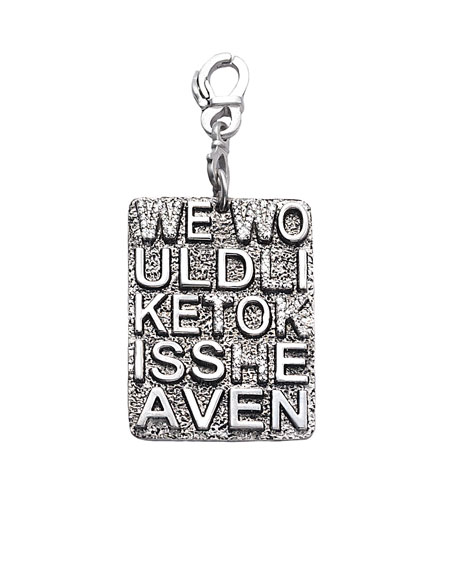 Coomi Sagrada Familia We Would Like to Kiss Heaven Pendant JiRMc9U
