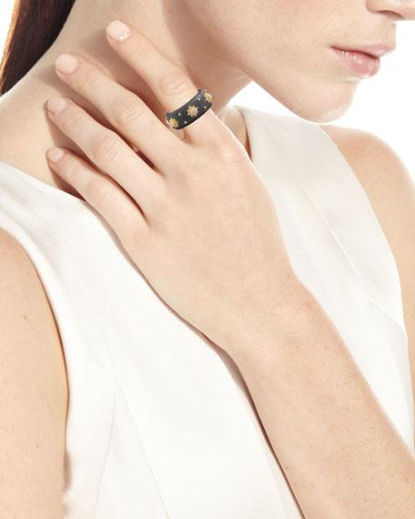 18k Eternelle Diamond Ring, Size 6