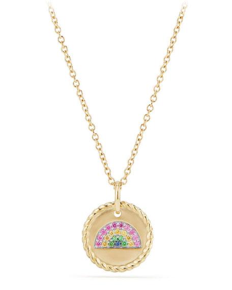 grande rainbow traveler products pendant