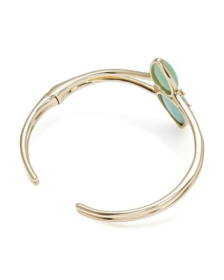 18k Prisma Split Cuff Bracelet in Portofino