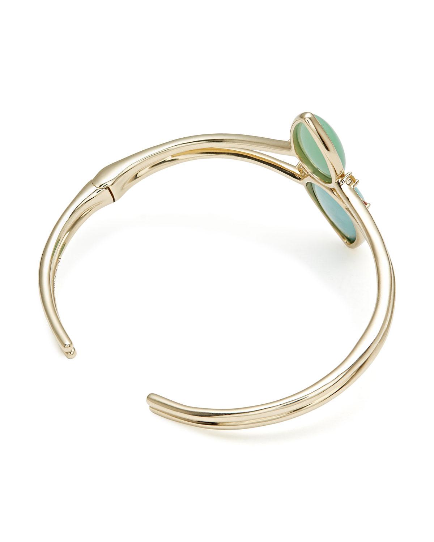 Ippolita 18k Prisma Split Cuff Bracelet in Portofino jNGDRnVi