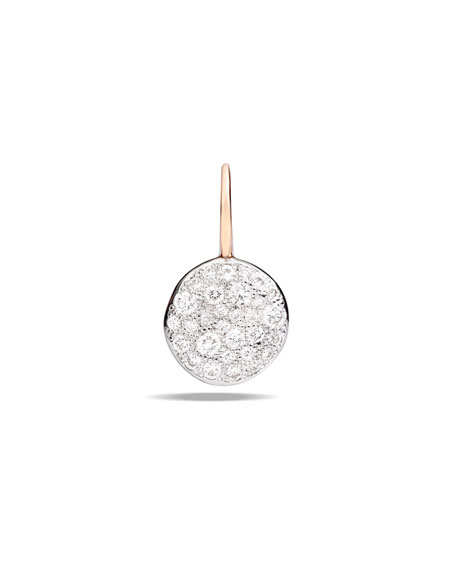Sabbia Diamond Single Stud Earring