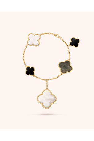Van Cleef & Arpels Magic Alhambra Bracelet