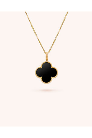 Van Cleef & Arpels Magic Alhambra Long Necklace, 1 Motif