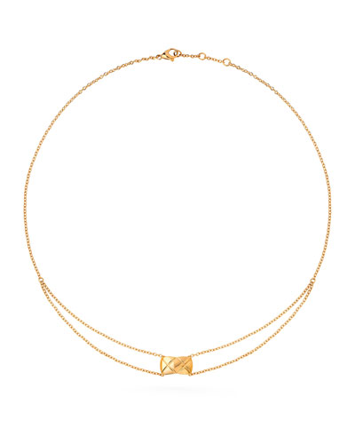 COCO CRUSH PENDANT IN 18K YELLOW GOLD