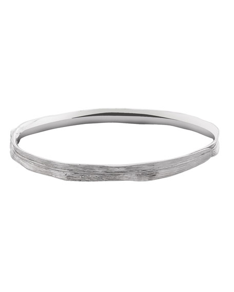 Sterling Silver Palm Bracelet
