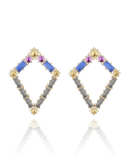 Caterina Kite Earrings, Multi
