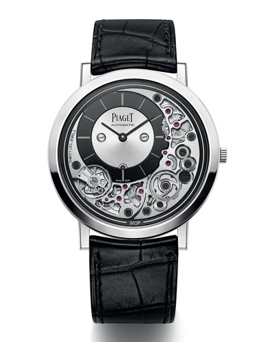 Altiplano Ultimate 41mm Automatic Watch  White Gold