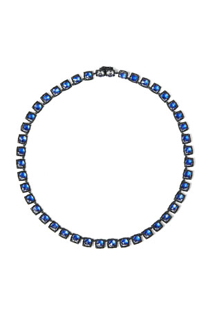 Larkspur & Hawk Bella Mini Riviere Necklace