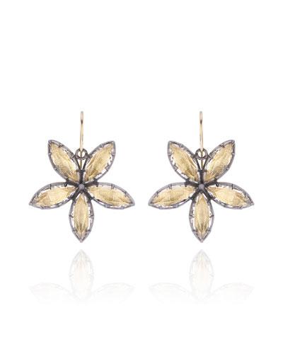 Sadie Aster Drop Earrings  Sancerre