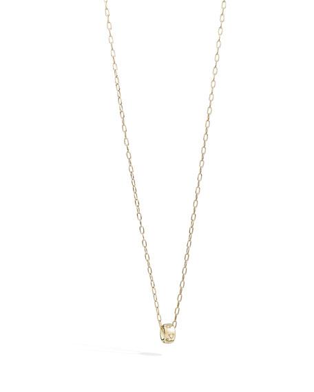 Pomellato Iconica 18K Rose Gold Diamond Pendant Necklace