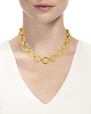 Gucci Link Chain For Sale Ebay >> Elizabeth Locke Jewelry Earrings At Neiman Marcus