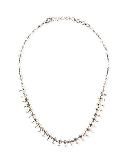 Siena Jewelry Diamond Cross Necklace