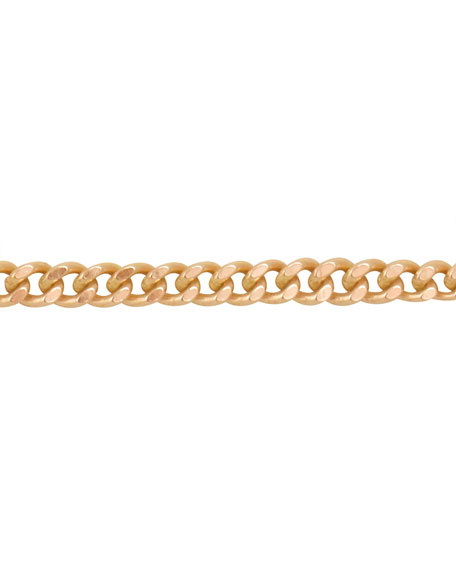 Stevie Wren 14k Classic Curb Link Chain Necklace