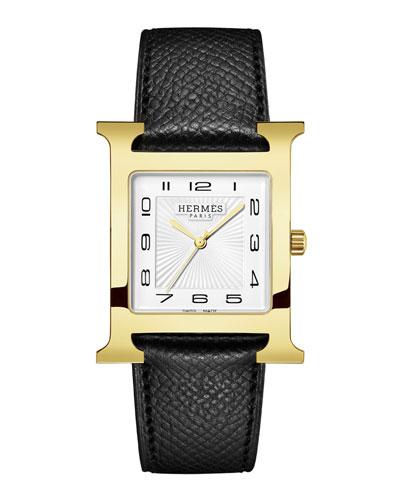 Heure H Watch  30.5 x 30.5 MM