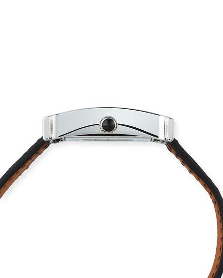 Hermès Heure H Watch, 21 x 21 MM