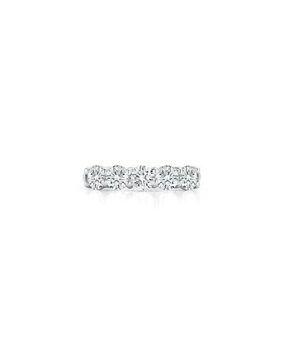 Platinum Diamond Ring  1.6tcw