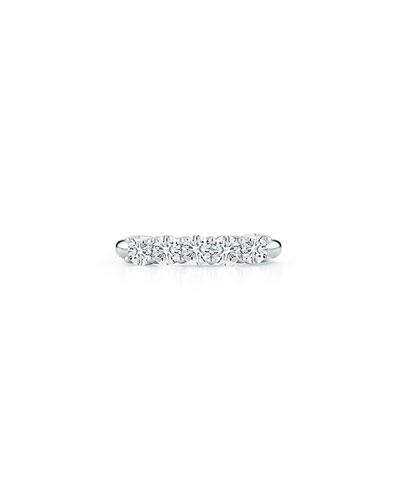 Platinum Diamond Ring  1tcw