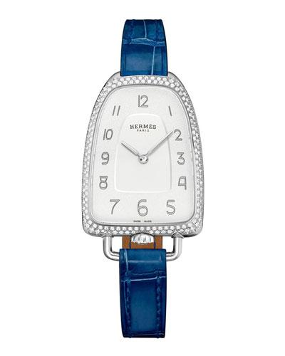Galop D'Hermes Watch  40.8 X 26mm