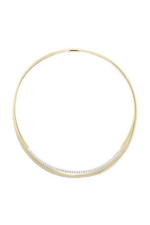 Marco Bicego 18k Yellow Gold Diamond Necklace