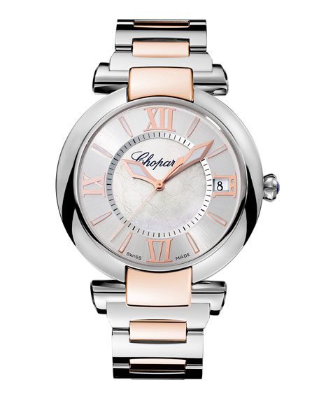 Chopard Imperiale 40mm Two-Tone Watch
