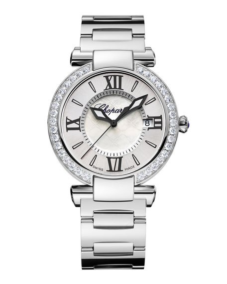Imperiale 36mm Watch with Diamonds