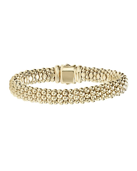 Caviar Pave Diamond Bracelet, 6mm and Matching Items